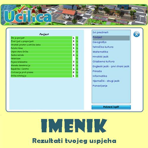 Učilica za osnovnu školu (za download)